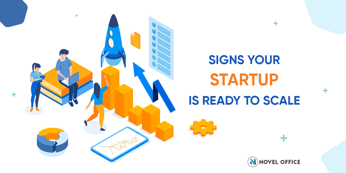 signs your startup is ready to scale