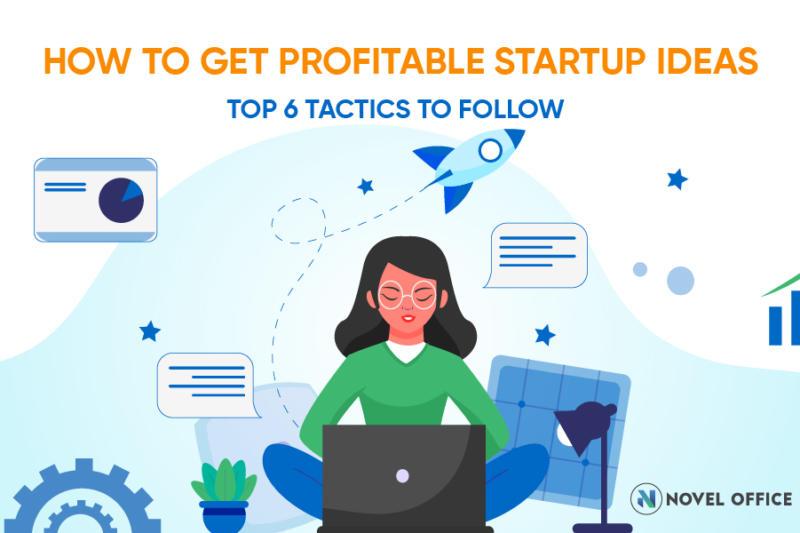 profitable startup