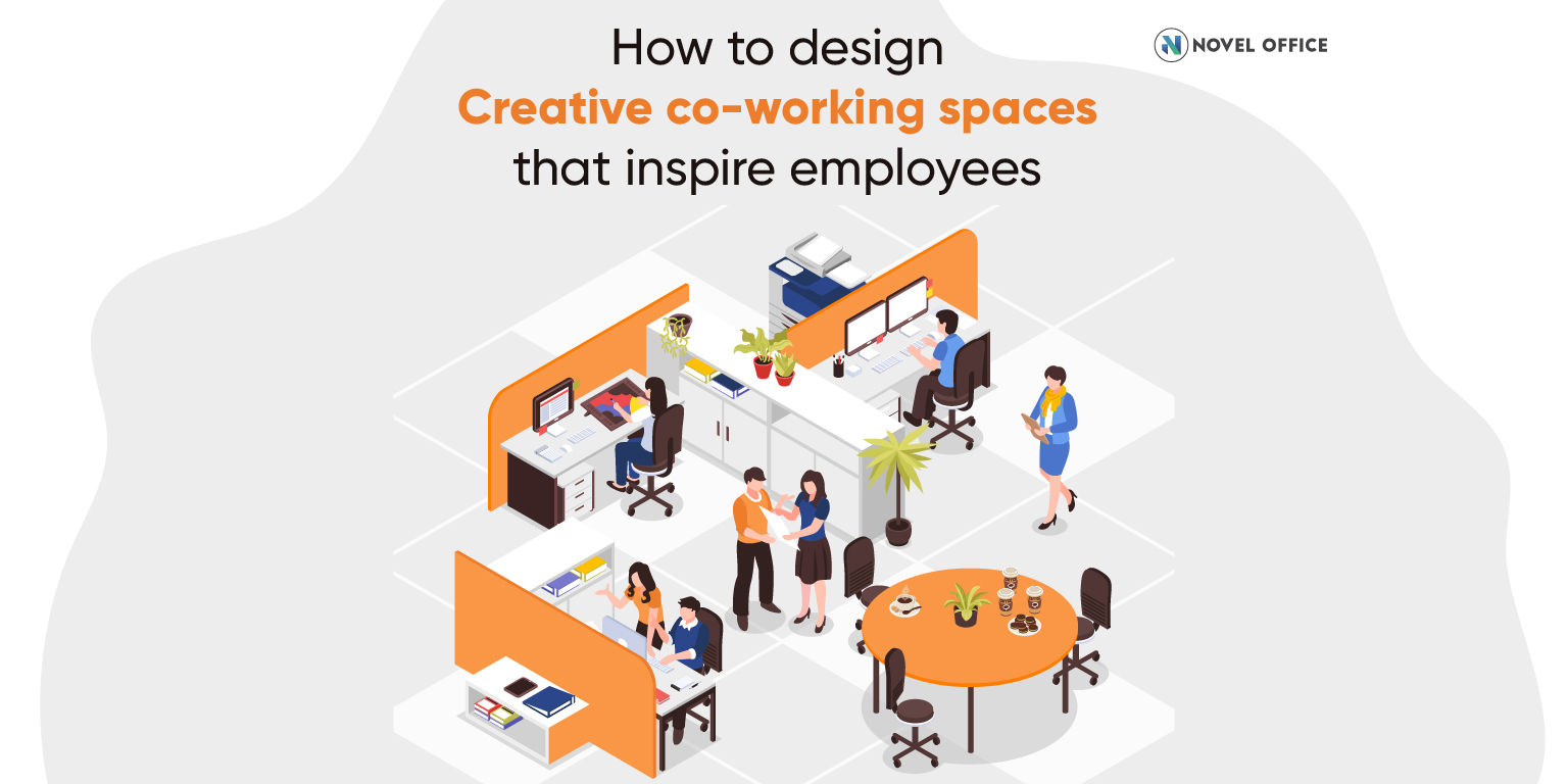 How to design creative co-working spaces that inspire employees