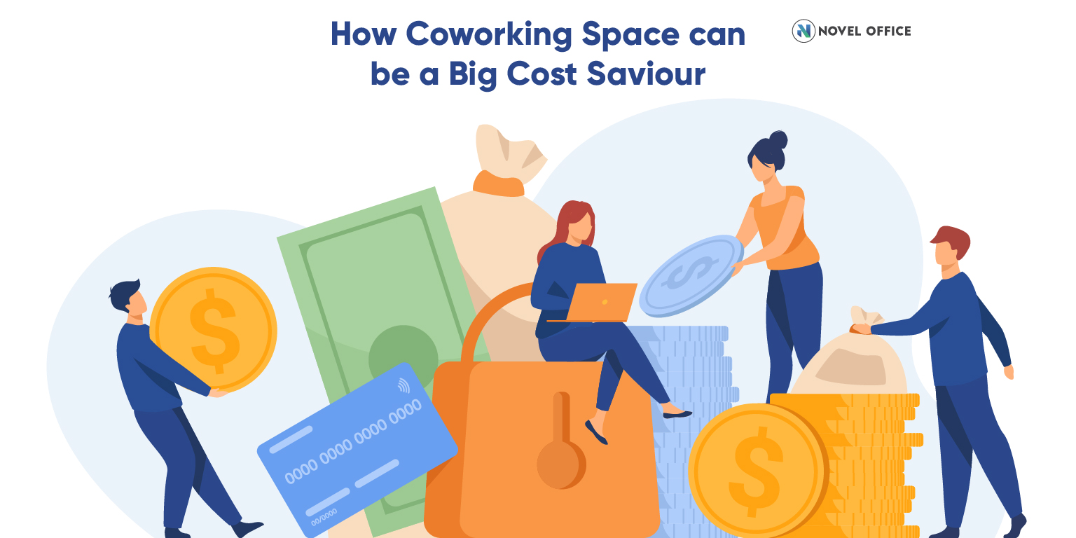 How Coworking Space can be a Big Cost Saviour