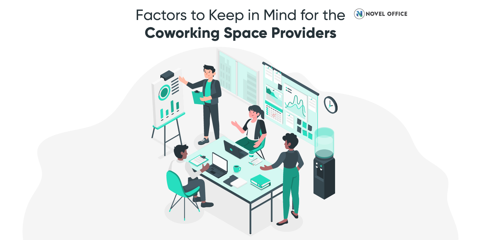 Coworking Space Providers