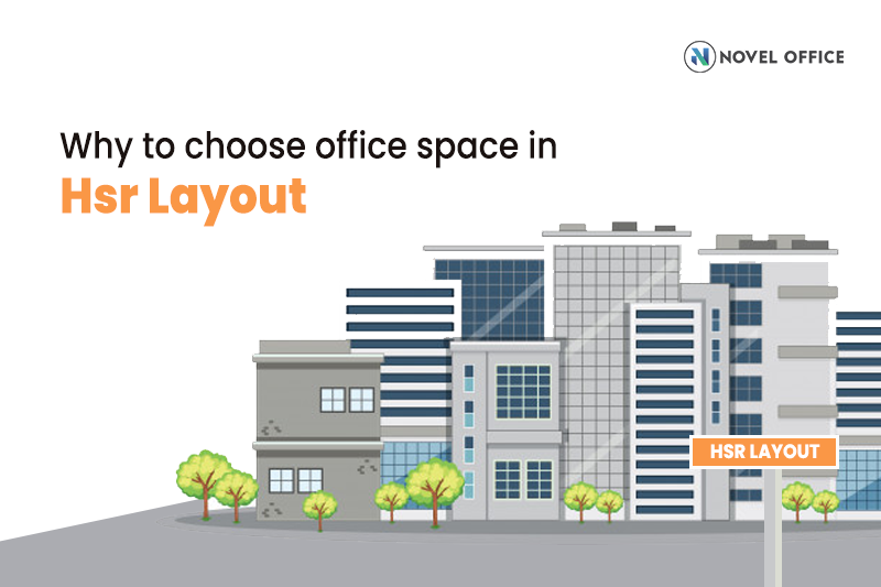 Office Space in HSR Layout