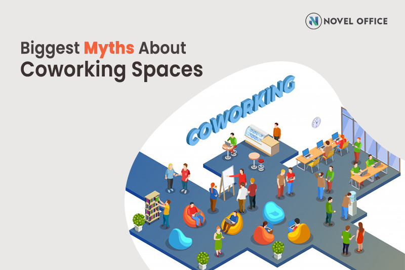 Myths About Coworking Spaces